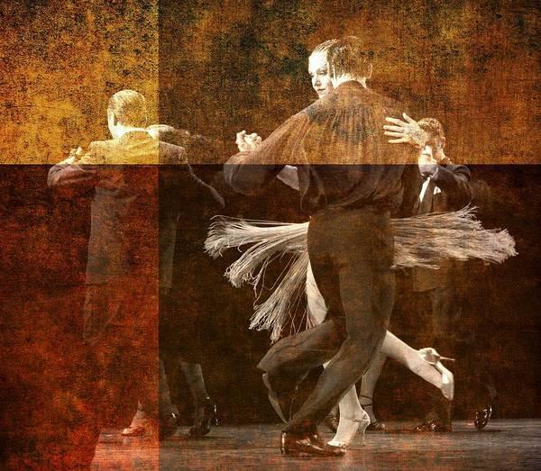 Wall Art - Photograph - Tango Dancers by Alice Gipson