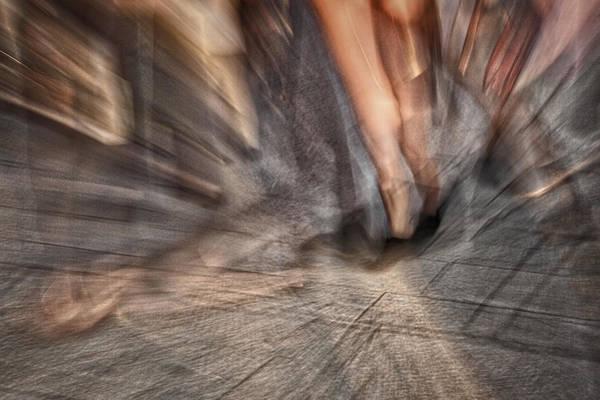 Balkan Peninsula Photograph - Tango Dancers - Rovinj Croatia by Stuart Litoff
