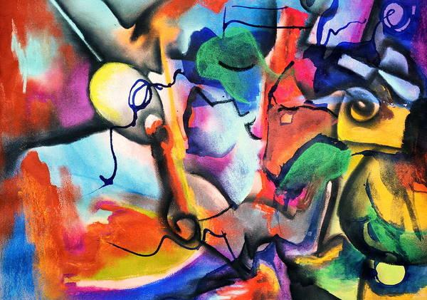 Painting - Tango by Regina Valluzzi