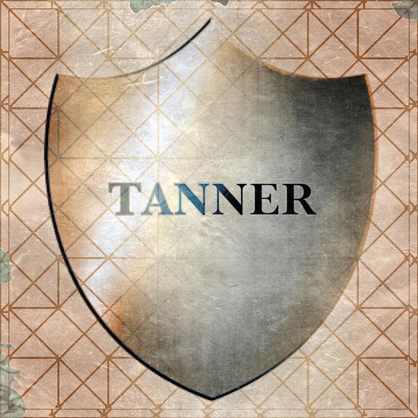 Painting - Tanner Family Crest by Ahonu