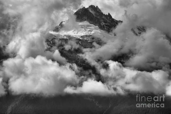 Photograph - Tantalus Mountain Range - Squamish Bc by Adam Jewell