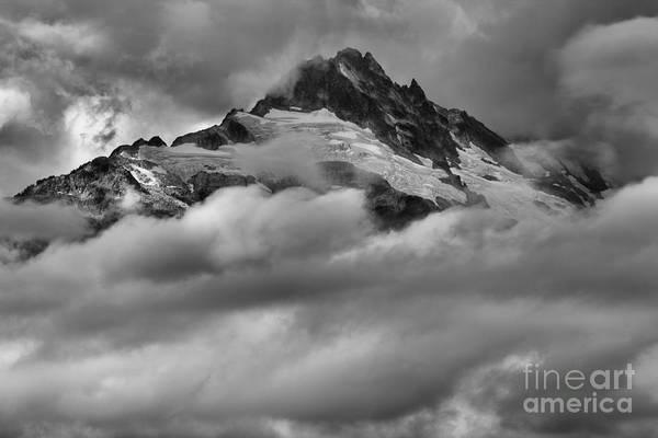 Photograph - Tantalus Mountain Range - Squamish British Columbia by Adam Jewell