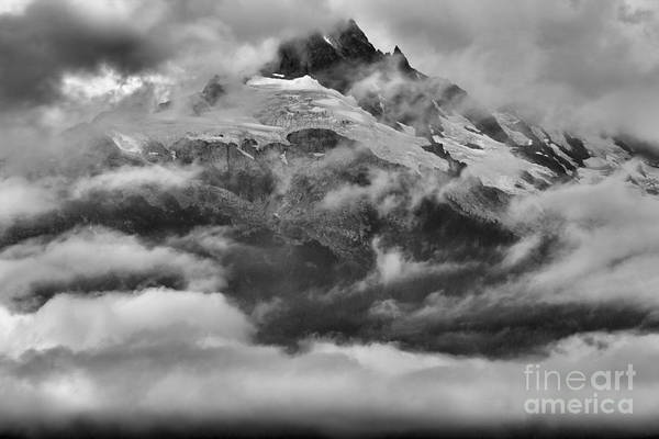 Photograph - Tantalus Mountain Storms by Adam Jewell
