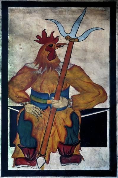 Ethnic Minority Photograph - Tao God Of Breeding by Patrick Landmann/science Photo Library