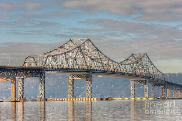 Photograph - Tappan Zee Bridge IIi by Clarence Holmes