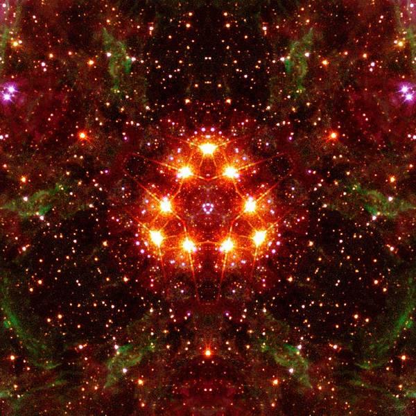 Photograph - Tarantula Nebula Vi by Derek Gedney