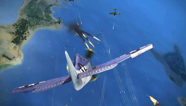 Junkers Digital Art - Target On Zero by Don Kuing