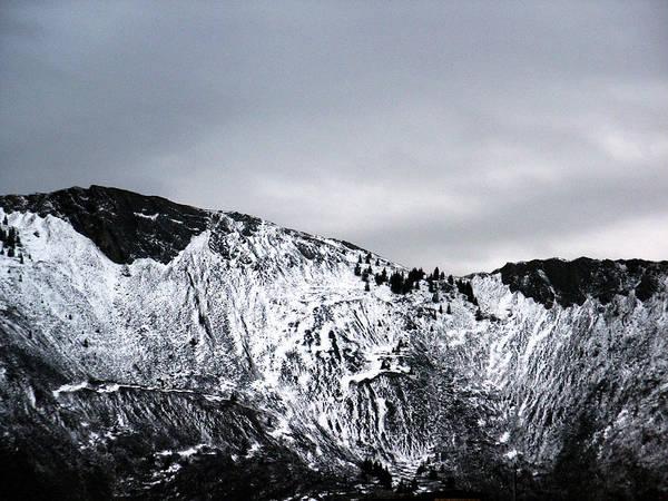 Photograph - Targhee Pass by Tarey Potter