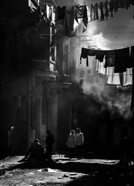 Smoke Wall Art - Photograph - Tarlabaa?a? by Fatih Balkan