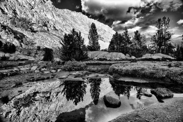Photograph - Tarn Reflection by Cat Connor