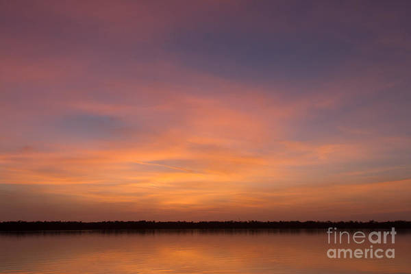 Photograph - Tarpon Bay Sunset by Chris Scroggins