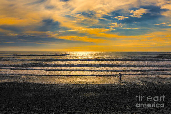 Wall Art - Photograph - Tasman Sunset by Sheila Smart Fine Art Photography