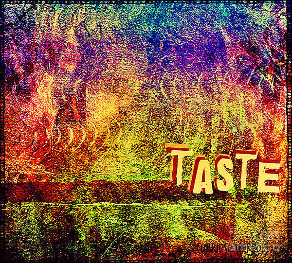 Wall Art - Digital Art - Taste by Currie Silver