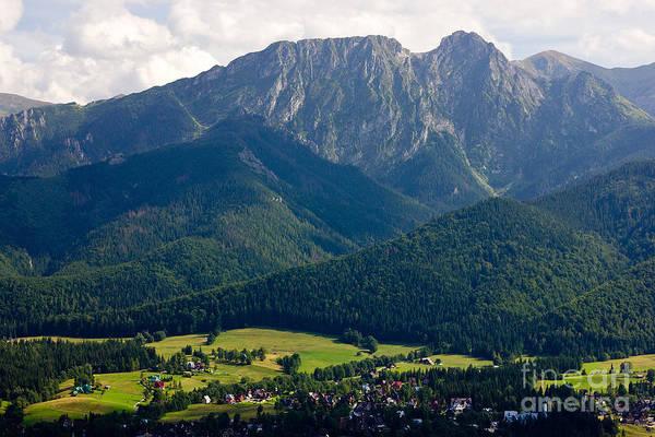 High Tatras Wall Art - Photograph - Tatra Mountains by Pati Photography