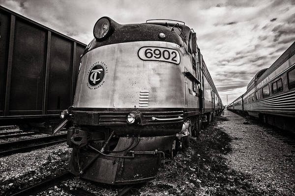 Tc Photograph - Tc 6902 by CJ Schmit
