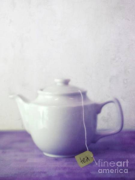 Mother Photograph - Tea Jug by Priska Wettstein