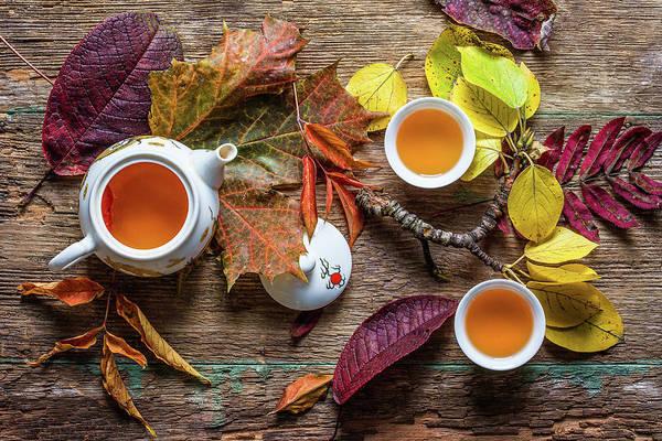 Wall Art - Photograph - Tea Of September by Stanislav Aristov