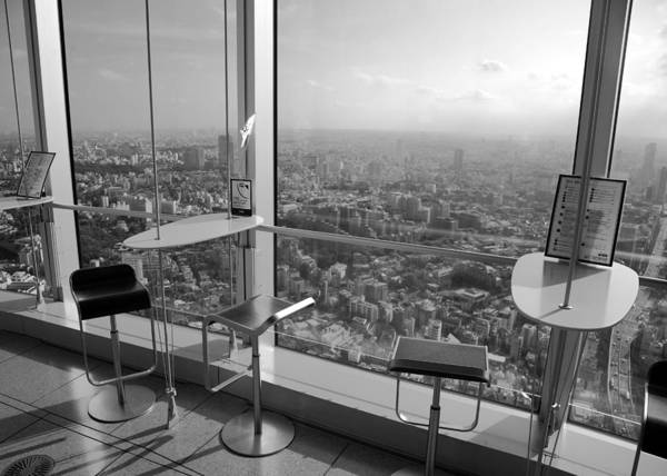 Photograph - Tea With A View by Brad Brizek