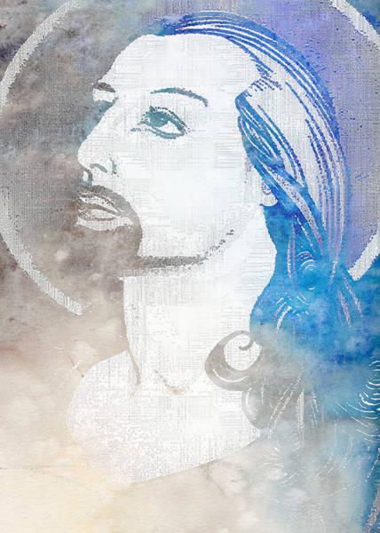 Katrina Digital Art - Teacher by Katrina Slater