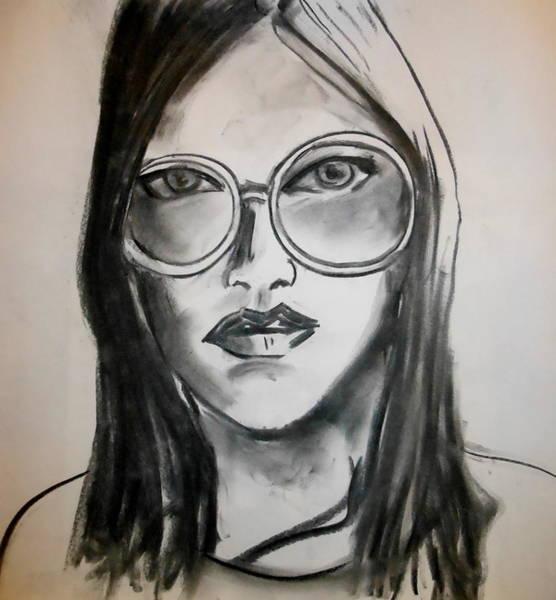 Drawing - Teacher's Aide by Jason Reinhardt
