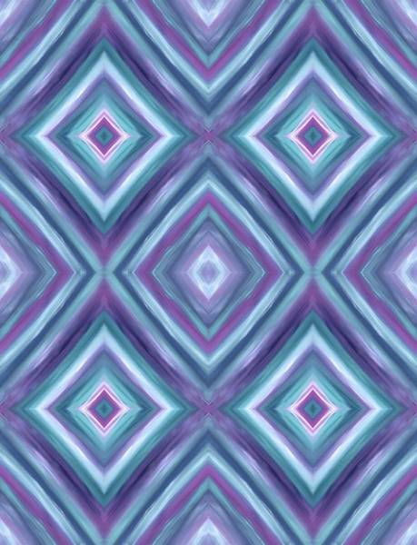 Painting - Teal Diamond Dreams by Barbara St Jean