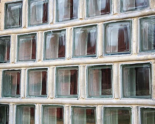 Photograph - Technocratic Windows by William Selander