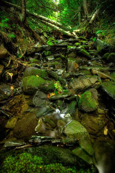 Canon Eos 6d Photograph - Tee Harbour Creek by Jakub Sisak