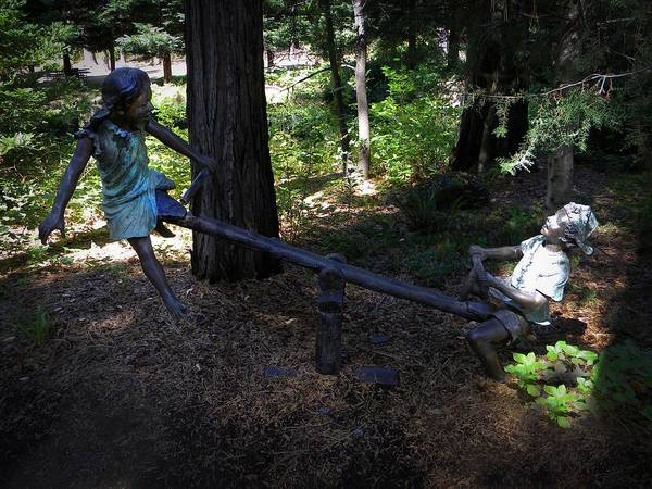 Photograph - Teeter Totter by Frank Wilson