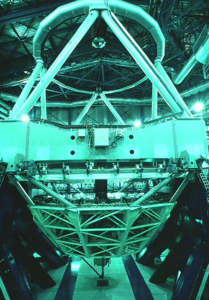 Wall Art - Photograph - Telescope Mirror by David Nunuk/science Photo Library