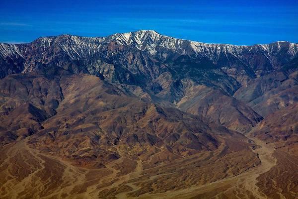 Photograph - Telescope Peak by Stuart Litoff