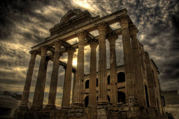 Photograph - Temple Of Diana by Pablo Lopez