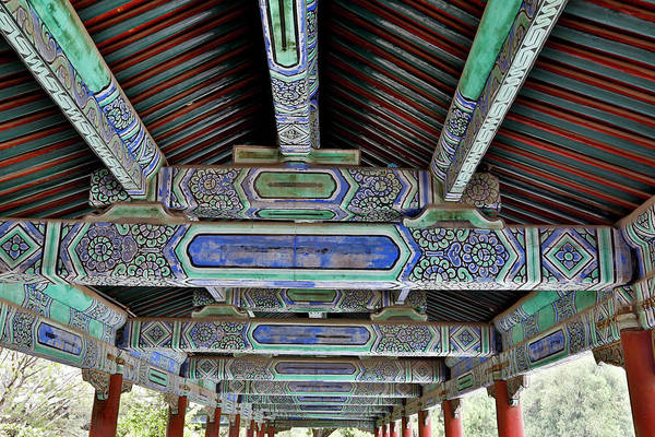 Beijing Photograph - Temple Of Heaven Built During Ming by Darrell Gulin