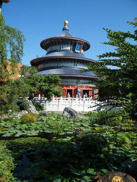 Photograph - Temple Of Heaven by Ronda Douglas