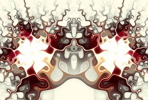 Digital Art - Temple Of Light by Anastasiya Malakhova
