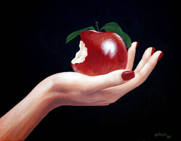 Painting - Temptation I by Glenn Pollard