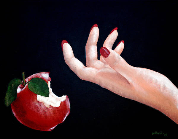 Painting - Temptation II by Glenn Pollard