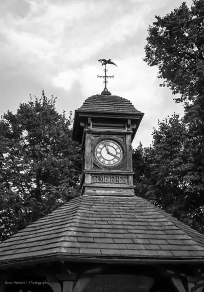 Photograph - Tempus Fugit by Ross Henton