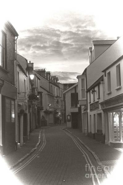 Photograph - Tenby Street by Jeremy Hayden
