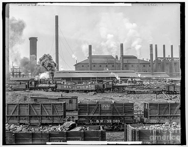Photograph - Tennessee Coal by Russell Brown