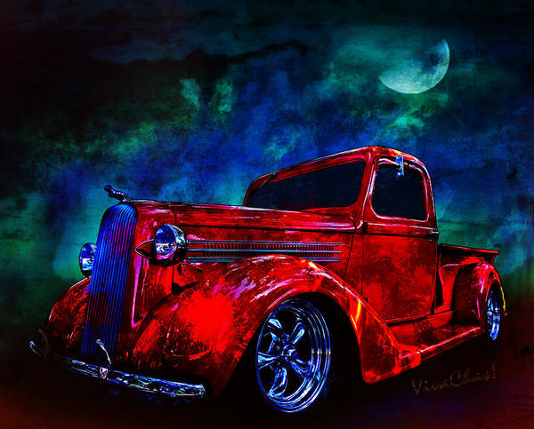Wall Art - Photograph - Terror Ride 36 by Chas Sinklier