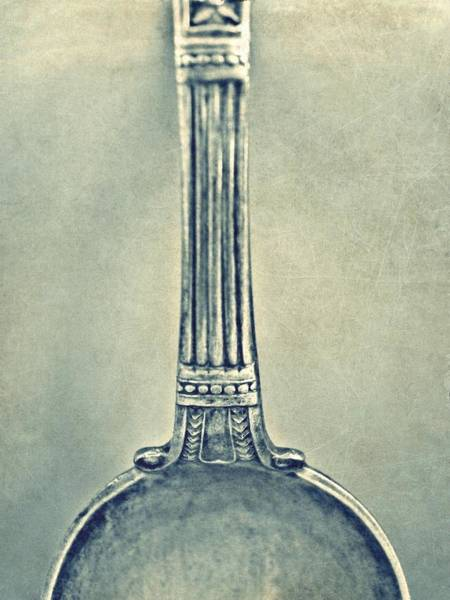 Photograph - Silver Spoon by Patricia Strand