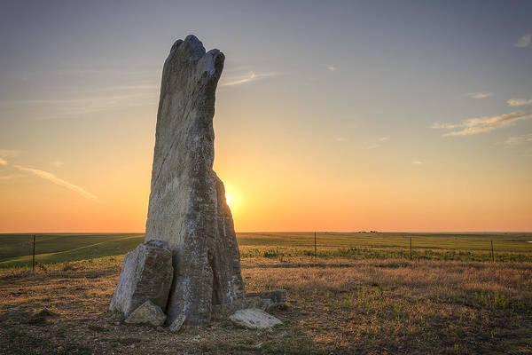 Photograph - Teter Rock by Scott Bean