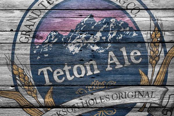 Brewing Photograph - Teton Brewing by Joe Hamilton