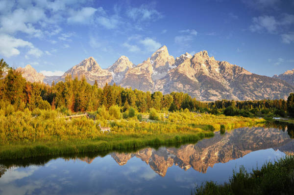 Photograph - Teton Sunrise by Rob Hemphill