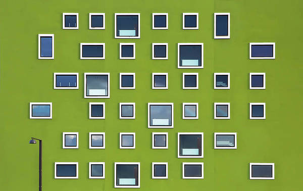 Block Photograph - Tetris by Semir Catovic