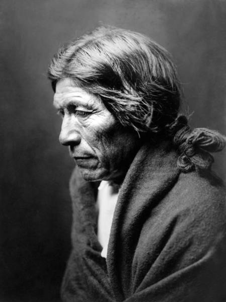 Tribal Woman Wall Art - Photograph - Tewa Women Circa 1905 by Aged Pixel