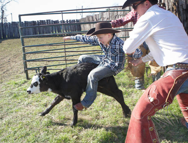 Photograph - Texas 23 by Diane Bohna