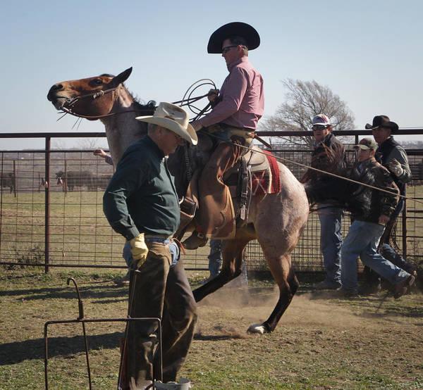 Photograph - Texas 35 by Diane Bohna