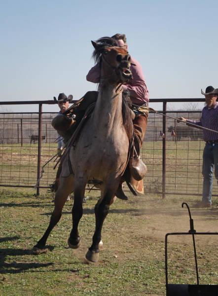 Photograph - Texas 37 by Diane Bohna