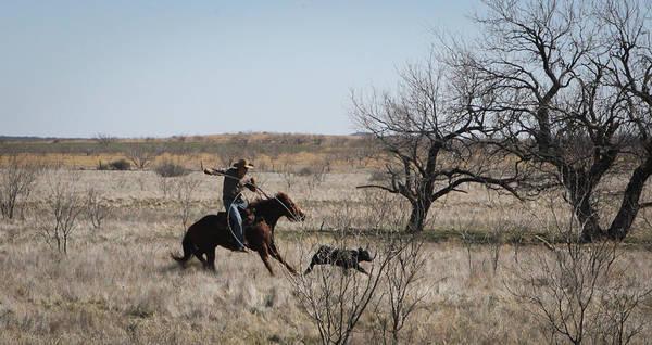 Photograph - Texas 4 by Diane Bohna